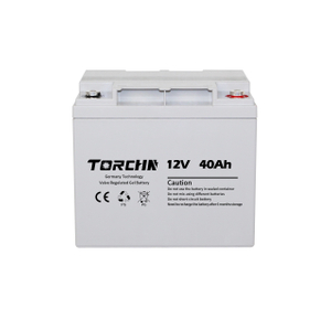 12v 15ah 40ah 65ah 75ah 100ah 150ah 200ah 400ah Deep Cycle Vrla Agm Long Life Solar Gel Filled Battery