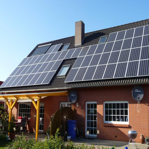 Professional design complete 8kw off grid solar system for home use